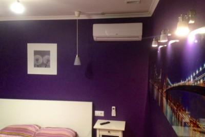 сплит-система LG в хостеле