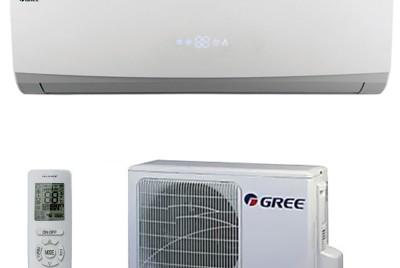 Установка инверторного кондиционера GREE LOMO DC Inverter New GWH12QB-K3DNC2D